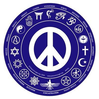 different religion beliefs acceptance Religious tolerance in the bible the various peoples of the world will live in peace and pursue their different religions acceptance of non-christians.