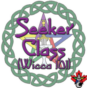 Seeker Class (Wicca 101) @ Games and Grounds