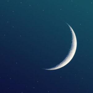 April New Moon